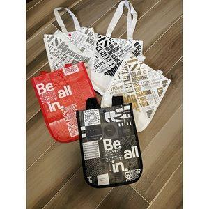 Lululemon Reusable Tote Bag 11 x 8 inches